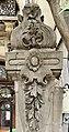 Detail of the fence of house 18, Bulevardul Lascăr Catargiu, Bucharest (Romania) 3.jpg
