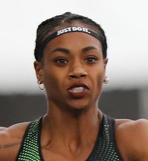 Dezerea Bryant American sprinter