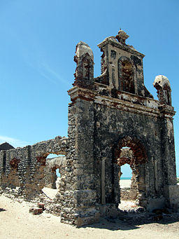 Dhanushkodi church ruin