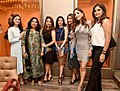 Dia Mirza, Bhagyashree, Farah Khan Ali and others.jpg