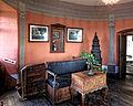 Die Räume der Dichterin Annette von Droste auf der Meersburg. Das Arbeitszimmer.jpg