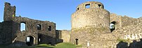 Dinefwr Castle was the chief seat of the Dinef...