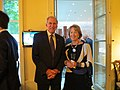 Dinner hosted by Ambassador Mark and Natalia Brzezinski (7935833514).jpg