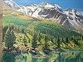 Dipinto eseguito sul posto con smalti acrilici - panoramio.jpg