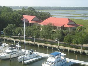 Disney's Hilton Head Island Resort - Image: Disney HHI Resort October 2007 03