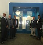 Disruptive Innovators, Partnership with Silicon Valley to optimize Air Force HR service delivery 151005-F-UR349-003.jpg