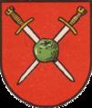 Dobromil coat of arms (Kawa Hag).png