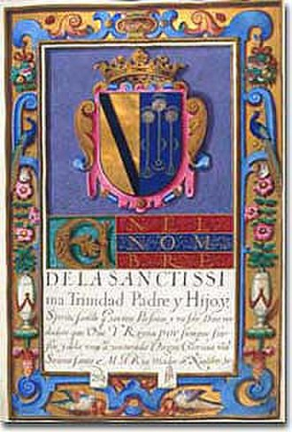 Cristóbal de Sandoval, Duke of Uceda - Document of 1611 by which Philip III grants Cristóbal Gómez de Sandoval, first duke of Uceda, the right to tax the town of Uceda and lands under the Duke's jurisdiction.