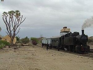 Dogali - Dogali railway station