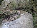Dollis Brook in Finchley - geograph.org.uk - 2281675.jpg