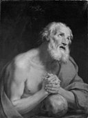 Domenichino - Saint Jerome - KMSsp106 - Statens Museum for Kunst.jpg