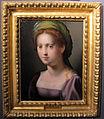 Domenico puligo, ritratto di donna come sibilla, 48,5x37 cm, coll privata.JPG