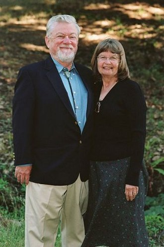 Don L. Anderson - Don and Nancy Anderson celebrating their 50th Wedding Anniversary