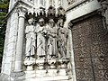 Door Detail, St. Finbarre's Cathedral, Cork City..JPG