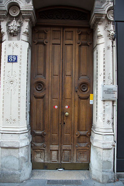 Doors of Lyon, France 1.jpg