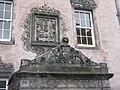 Doorway detail at Argylls Lodging (geograph 2676513).jpg