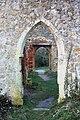 Doorways in ruined church of St Peter, Alresford - geograph.org.uk - 1143915.jpg