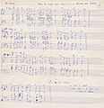 Dori CHAUVIN (1899-1979) - Messe des anges - 1ère page - 1963.jpg