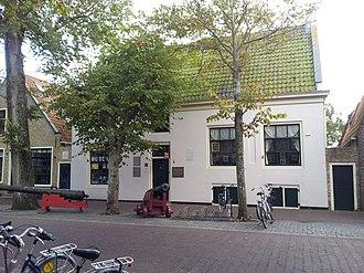 Vlieland - Image: Dorpsstraat 99, Vlieland (2014) 3