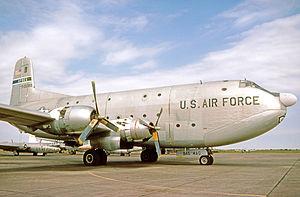 937th Training Group - Image: Douglas C 124C 0 10089 HARL 18.10.75 edited 2