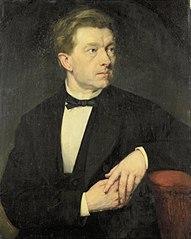 Portrait of Dr. J. L. Dusseau