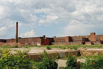 Draper Corporation - Hopedale, Massachusetts