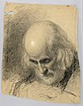 """Drawing, Study for """"A Lesson of Charity"""", 1863 (CH 18565793).jpg"""