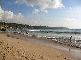 Dreamland Beach - Dreamland Beach, Bali