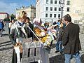 Dresden Altstadt - Neumarkt mit Souvenirverkäufern, Foto Christoph Münch.jpg