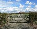 Driveway to Inkerman Lodge - geograph.org.uk - 762414.jpg