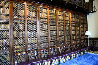 Royal College of Physicians of Ireland - Dun's Library at the Royal College of Physicians of Ireland