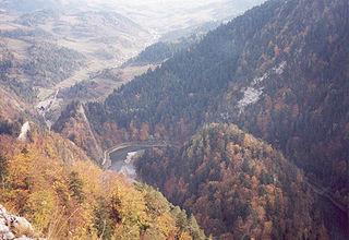 Pieniny National Park (Slovakia) national park in Slovakia