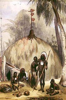 Torres Strait Islander Women Cooking