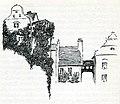 Dybäck Castle's elevated walkway.jpg