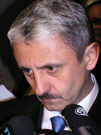 Slovak parliamentary election, 2006 - Image: Dzurinda Mik 2