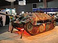 E3 2011 - World of Tanks tank (5831896116).jpg