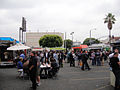 E3 2011 - food truck lot across the street from E3 (5830552355).jpg