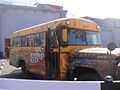 E3 Expo 2012 - Lollipop Chainsaw school bus (7641060992).jpg