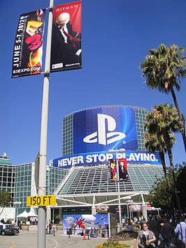 E3 Expo 2012 - Playstation banner (7640591044).jpg