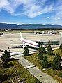 ECKKS retro de @Iberia en GVA. Foto desde el restaurante Altitude (caro de cojones) (6125694034).jpg