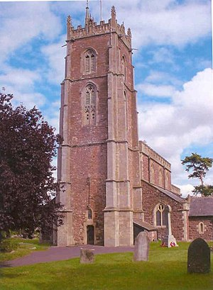 Easton in Gordano - Image: EIG church