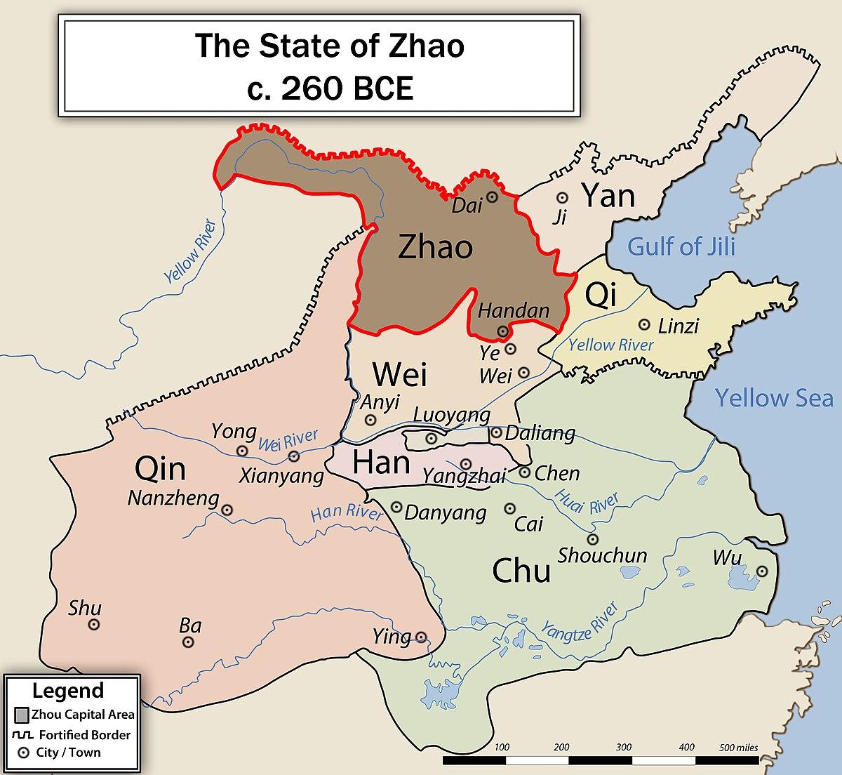 Zhao state wikipedia sciox Gallery