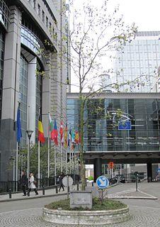 European Union lobbying
