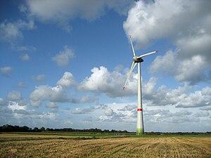 Enercon E-126 - Enercon E-126 wind turbine.