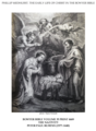 Early life of Christ in the Bowyer Bible print 4 of 21. nativity of Jesus. Rubens.png