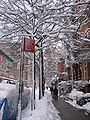 East Village in 2006 blizzard 03.jpg