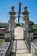 East entrance to the Diane de Poitiers at the Castle of Chenonceau.jpg