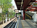 Eastbound track, Elm Park station (geograph 5270093).jpg
