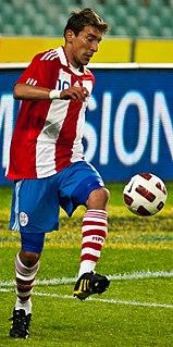 Édgar Benítez Paraguayan footballer