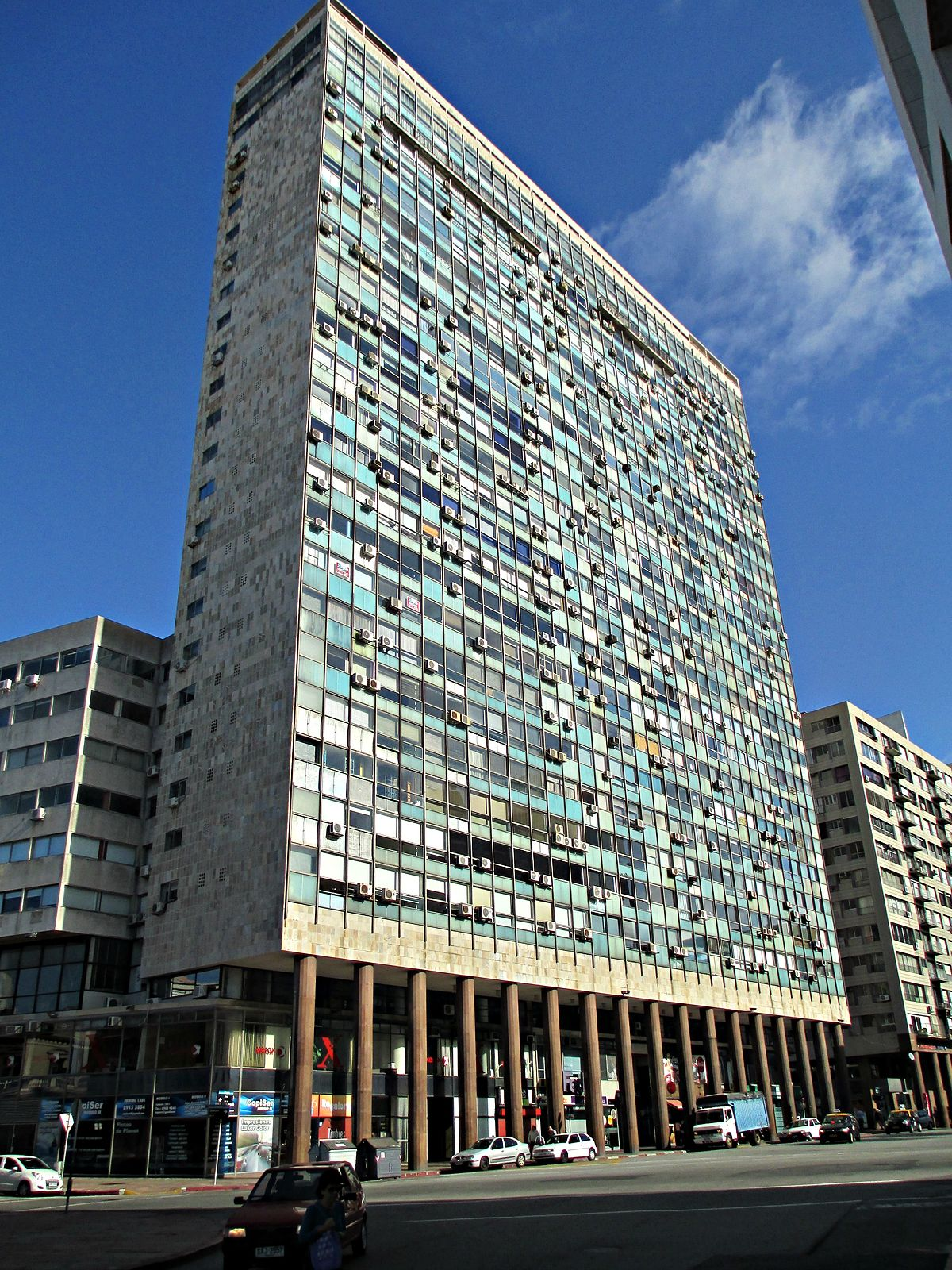 Edificio ciudadela wikipedia la enciclopedia libre for Que es arquitectonico wikipedia
